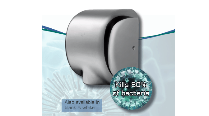 Reduce Sickness In The Workplace With Our NEW Plasma Hand Dryer