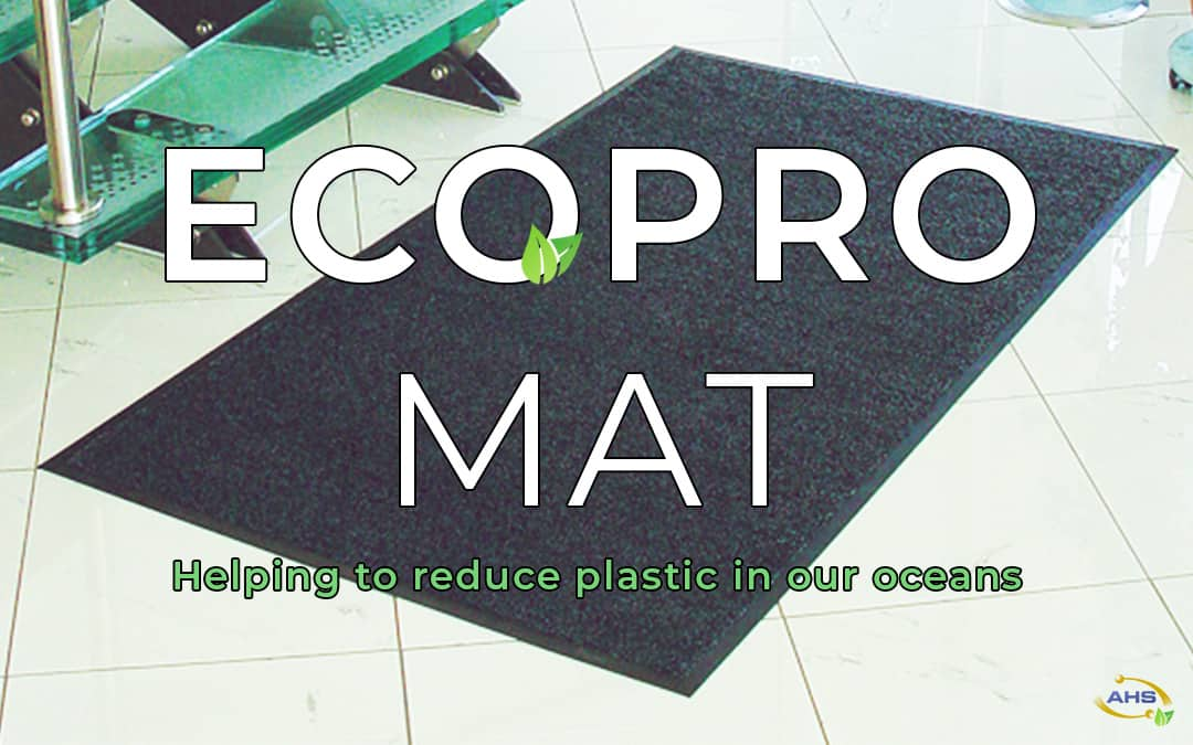 ECOpro Mats: Helping to reduce plastic in our oceans 🌊✨